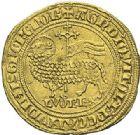 Photo numismatique  ARCHIVES VENTE 2012 ROYALES FRANCAISES LOUIS X le Hutin (1314-1316)  471- Agnel d'or (6 mai 1315).