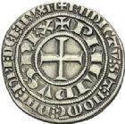 Photo numismatique  ARCHIVES VENTE 2012 ROYALES FRANCAISES PHILIPPE III LE HARDI (25 août 1270-5 octobre 1285)  463- Lot de deux monnaies.