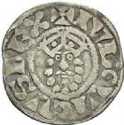 Photo numismatique  ARCHIVES VENTE 2012 ROYALES FRANCAISES LOUIS VII (1er août 1137-18 septembre 1180)  459- Lot de trois monnaies.