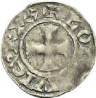 Photo numismatique  ARCHIVES VENTE 2012 ROYALES FRANCAISES PHILIPPE Ier et LOUIS VI  458- Lot de trois monnaies.