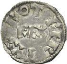 Photo numismatique  ARCHIVES VENTE 2012 ROYALES FRANCAISES ROBERT II le Pieux (996-1031)  457 - Denier de Paris.