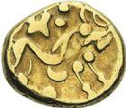 Photo numismatique  ARCHIVES VENTE 2012 GAULE - CELTES ATREBATES (région d'Arras)  445- Statère d'or.