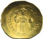 Photo numismatique  ARCHIVES VENTE 2012 EMPIRE BYZANTIN CONSTANTIN X DUCAS (1059-1067)  436- Nomisma histaménon, frappé à Constantinople.