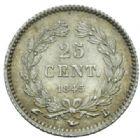 Photo numismatique  MONNAIES MODERNES FRANÇAISES LOUIS-PHILIPPE Ier (9 août 1830-24 février 1848)  25 centimes.