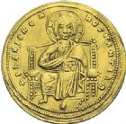 Photo numismatique  ARCHIVES VENTE 2012 EMPIRE BYZANTIN ROMAIN III ARGYRE (1028-1034)  433- Nomisma histaménon, frappé à Constantinople.