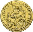 Photo numismatique  ARCHIVES VENTE 2012 EMPIRE BYZANTIN ROMAIN III ARGYRE (1028-1034)  433- Nomisma histaménon, frappé à Constantinople.