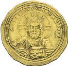 Photo numismatique  ARCHIVES VENTE 2012 EMPIRE BYZANTIN CONSTANTIN VIII (1025-1028)  430- Nomisma histaménon, frappé à Constantinople.