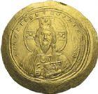Photo numismatique  ARCHIVES VENTE 2012 EMPIRE BYZANTIN MICHEL IV (1034-1041)  428- Nomisma histaménon, frappé à Constantinople.