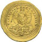 Photo numismatique  ARCHIVES VENTE 2012 EMPIRE BYZANTIN BASILE et CONSTANTIN (868-879)  427- Nomisma histaménon, frappé à Constantinople.