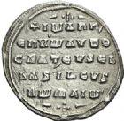 Photo numismatique  ARCHIVES VENTE 2012 EMPIRE BYZANTIN JEAN Ier TZIMISCES (969-976)  426- Miliaresion, frappé à Constantinople.