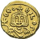 Photo numismatique  ARCHIVES VENTE 2012 EMPIRE BYZANTIN THEOPHILE (829-842)  419- Solidus, frappé à Syracuse.
