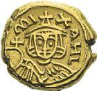 Photo numismatique  ARCHIVES VENTE 2012 EMPIRE BYZANTIN MICHEL III et THEOPHILE (821/822-829)  417- Solidus, frappé à Syracuse en 821/822.