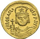 Photo numismatique  ARCHIVES VENTE 2012 EMPIRE BYZANTIN HERACLIUS (610-641)  