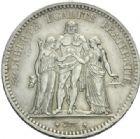 Photo numismatique  MONNAIES MODERNES FRANÇAISES 2e REPUBLIQUE (24 février 1848-2 décembre 1852)  5 francs.