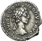 Photo numismatique  ARCHIVES VENTE 2012 EMPIRE ROMAIN COMMODE (César175-177 - Auguste 177-180)  301- Lot de deux deniers, frappés à Rome en 179 et en 186/187.