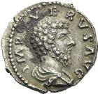 Photo numismatique  ARCHIVES VENTE 2012 EMPIRE ROMAIN FAUSTINE Jeune - LUCIUS VERUS  299- Lot de deux deniers.