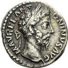 Photo numismatique  ARCHIVES VENTE 2012 EMPIRE ROMAIN MARC AURELE  (César 139-161 - Auguste 161-180)  296- Lot de deux *deniers, frappés à Rome en 154/155 et 179.