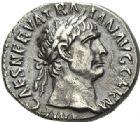 Photo numismatique  ARCHIVES VENTE 2012 EMPIRE ROMAIN TRAJAN (98-117)  285- Lot de deux *deniers, frappés à Rome en 101/102.