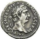 Photo numismatique  ARCHIVES VENTE 2012 EMPIRE ROMAIN TRAJAN (98-117)  284- Lot de deux deniers, frappés à Rome en *100 et en 101/102.