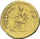 Photo numismatique  ARCHIVES VENTE 2012 EMPIRE ROMAIN NERVA (96-98)  281- Aureus, frappé à Rome en 97.