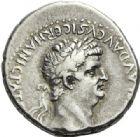 Photo numismatique  ARCHIVES VENTE 2012 EMPIRE ROMAIN NERON (54-68) NÉRON ET CLAUDE 275- Didrachme, frappé à Césarée de Cappadoce.