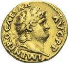 Photo numismatique  ARCHIVES VENTE 2012 EMPIRE ROMAIN NERON (54-68)  274- Aureus, frappé à Rome en 67/68.