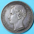 Photo numismatique  MONNAIES MODERNES FRANÇAISES NAPOLEON IV, (1856-1879)  Essai de 5 francs.