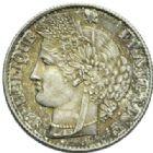 Photo numismatique  MONNAIES MODERNES FRANÇAISES 3ème REPUBLIQUE (4 septembre 1870-10 juillet 1940)  50 centimes.