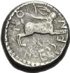 Photo numismatique  ARCHIVES VENTE 2012 GRECE ANTIQUE SICILE Messine (490-461) 44- Tétradrachme, (480-461).