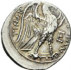 Photo numismatique  ARCHIVES VENTE 2012 GRECE ANTIQUE SICILE Agrigente (279-241) 42- Drachme, (279-241).
