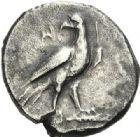 Photo numismatique  ARCHIVES VENTE 2012 GRÈCE ANTIQUE Italie - Bruttium Crotone (420-390) 38- Statère réduit, (420-390).