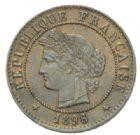 Photo numismatique  MONNAIES MODERNES FRANÇAISES 3ème REPUBLIQUE (4 septembre 1870-10 juillet 1940)  1 centime.