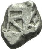 Photo numismatique  MONNAIES GRECE ANTIQUE EGINE (VIème siècle) Statère, (Vième siècle).