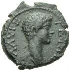 Photo numismatique  MONNAIES EMPIRE ROMAIN GETA (César 198-209 - Auguste209-212)  Bronze frappé à Nikopolis en Moésie Inférieure.