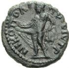 Photo numismatique  MONNAIES EMPIRE ROMAIN SEPTIME SEVERE (193-211)  Bronze frappé à Nikopolis en Moésie Inférieure.