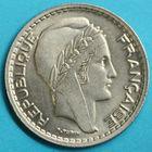 Photo numismatique  MONNAIES MODERNES FRANÇAISES 4ème RÉPUBLIQUE (16 janvier 1947-3 octobre 1958)  10 francs.
