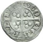 Photo numismatique  MONNAIES BARONNIALES Comté de FLANDRE GUY de DAMPIERRE (1279-1305) Esterlin au titre de Flandre et Namur.