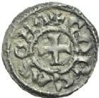 Photo numismatique  MONNAIES BARONNIALES Comté de CARCASSONNE (Xe - XIe siècles) Obole.