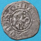 Photo numismatique  MONNAIES BARONNIALES Comté d'ANJOU FOULQUES IV ou V (1060-1109-1129) Denier.