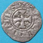 Photo numismatique  MONNAIES BARONNIALES Comté d'ANJOU FOULQUES IV ou V (1060-1109-1129) Denier.