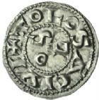 Photo numismatique  MONNAIES BARONNIALES Comté de TOULOUSE BERTRAND (1106-1112) Denier.