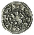 Photo numismatique  MONNAIES BARONNIALES Vicomté d'ALBI ANONYMES (XIe siècle) Obole au nom de Raymond.