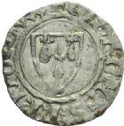 Photo numismatique  MONNAIES BARONNIALES Duché de BRETAGNE JEAN IV (1345-1399) Demi-guénar.