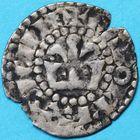 Photo numismatique  MONNAIES BARONNIALES Comté du MANS CHARLES 1er ou II d'ANJOU (1246-1285-1290) Denier.