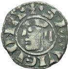 Photo numismatique  MONNAIES BARONNIALES Archevêché de VIENNE  Denier.