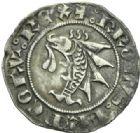 Photo numismatique  MONNAIES BARONNIALES Dauphins du VIENNOIS CHARLES dauphin et roi (1364-1380) Dizain.