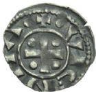 Photo numismatique  MONNAIES BARONNIALES Archevêché de VIENNE ANONYMES (vers 1150-1200) Pîte?