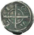 Photo numismatique  MONNAIES BARONNIALES Archevêché de LYON ANONYMES (vers 1200-1260) Pîte.