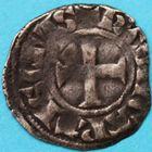 Photo numismatique  MONNAIES BARONNIALES Comté de CHARTRES CHARLES de VALOIS (1293-1325) Denier.