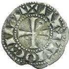 Photo numismatique  MONNAIES MONNAIES DU MONDE ORIENT LATIN Rois D'ANTIOCHE, Raymond Rupin (1216-1219) Denier.